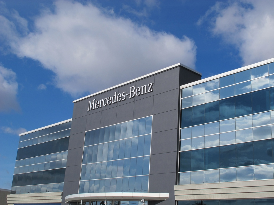 Mercedes Benz Canada Fills Two Key Executive Management Roles From Within  Organization